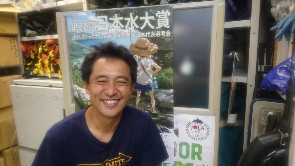 「人間性の回復」とか「水環境の改善」に。 特定非営利活動法人川に学ぶ体験活動推進協議会/斉藤隆